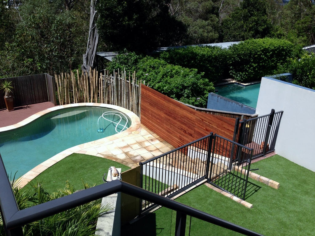 Maintenance free backyard for No maintenance backyard